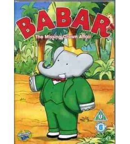 Babar : Missing Crown Affair DVD