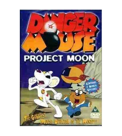 Danger Mouse Project Moon DVD