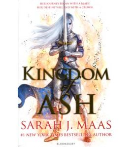 Throne of Glass 7 : Kingdom of Ash PB