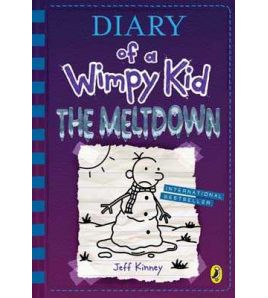 Diary of Wimpy Kid 13 : Meltdown HB