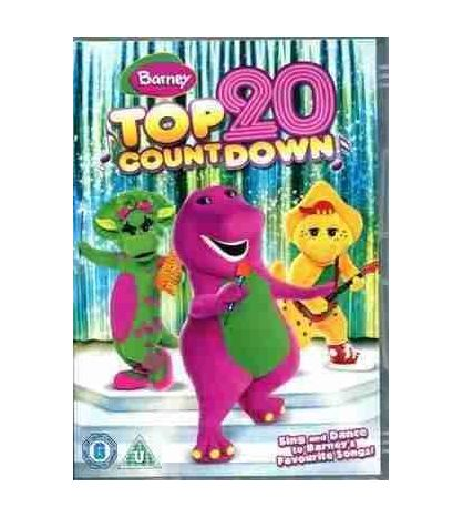 Barney DVD Top 20 Countdown