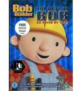 Bob the Builder : Best of Bob DVD