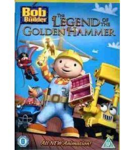 Bob the Builder : Legend of the Golden Hammer DVD