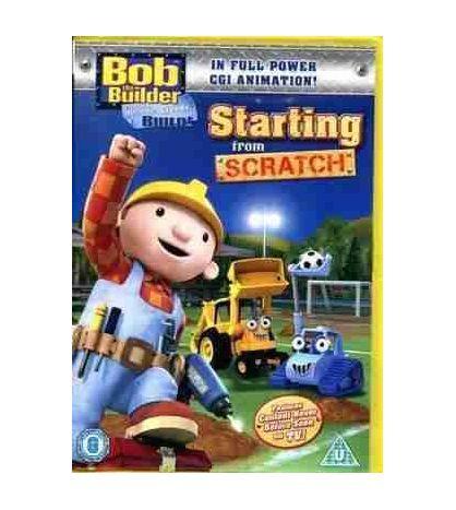Bob Builder DVD Starting from Scratch