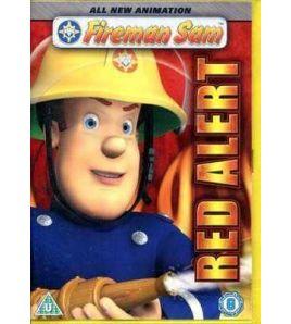 Fireman Sam DVD Red Alert