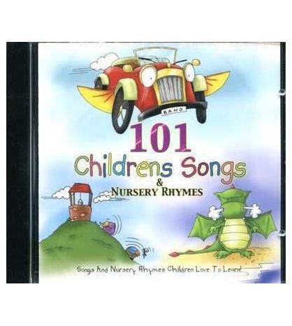 101 Childrens Songs cd audio