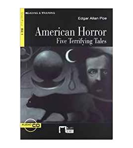 American Horror B2.1 + cd audio