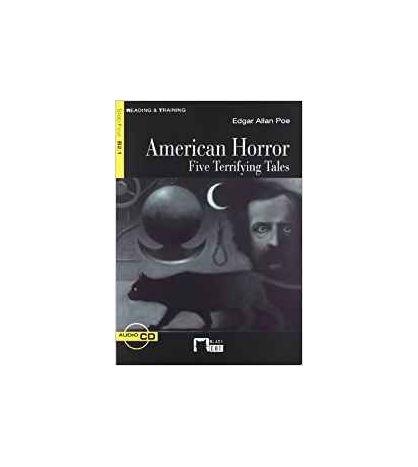 American Horror B2.1 + cd audio