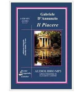 Piacere Audiolibro MP3  ed. integra