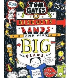 Tom Gates Biscuits Bands and very Big Plants