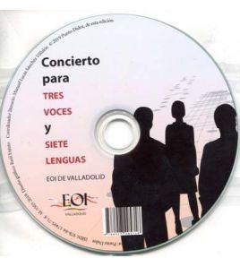 CD Concierto para Tres Voces y Siete Lenguas