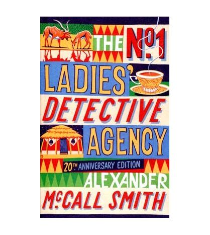 No. 1 Ladies Detective Agency PB