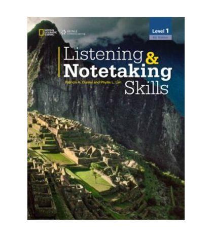 Listening and Notetaking Skills 1 alum B1+