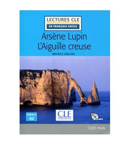 Arsene Lupin lAiguille creuse A2+ cd