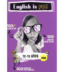 English is fun 12-13 años A2