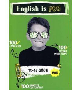 English is fun 13-14 años A2/B1