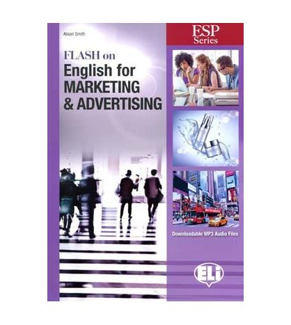 Flash on English : for Marketing & Advertising Students + Audio web