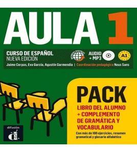 Aula 1 A1 Alumno + Gramatica y Vocabulario + audio