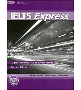 IELTS Express upper intermediate Teacher+dvd