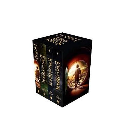 The Hobbit & The Lord of The Rings Boxset
