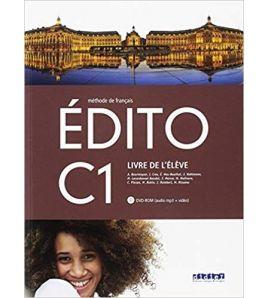 Edito C1 Eleve + DVD Rom