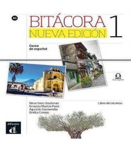Bitácora 1 Nueva Edición Libro Del Alumno + Mp3 Descargable