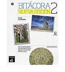 Bitácora 2 Nueva Edicion Libro Del Alumno + Mp3 Descargable