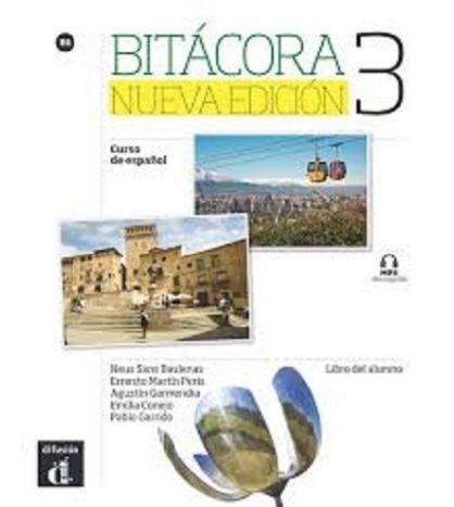 Bitácora 3 Nueva Edicion Alumno + Mp3 Descargable