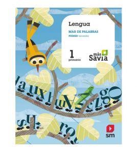 Lengua 1º Primaria Mas Sabia Castilla Y leon