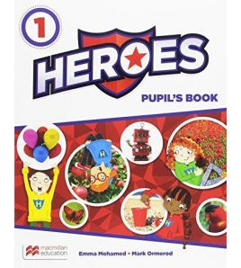 Heroes 1 students + ebook