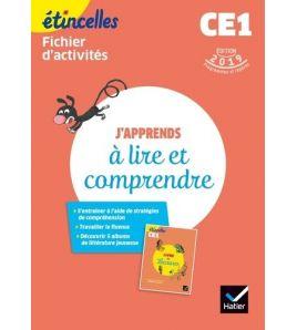 Français Ce1 2019 Etincelles Activites lire et comprendre
