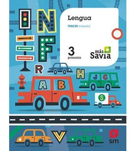 Lengua 3 Primaria Mas Savia