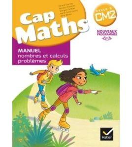 Cap Maths CM2 Eleve + Dico  ED 2017