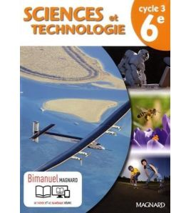 Sciences et Technologie 6eme