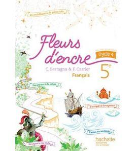 Fleurs dEncre Français cycle 4 / 5eme