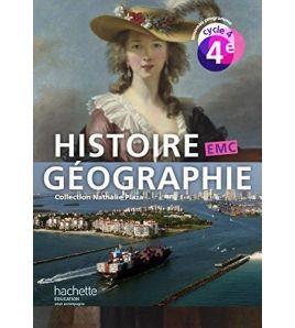 Histoire Geographie 4eme