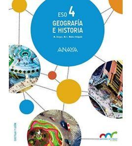Geografia e Historia 4º Eso ( Aprender es Crecer)