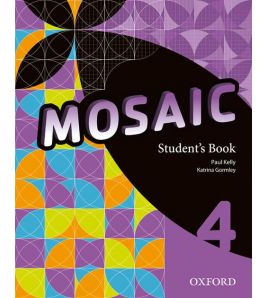 Mosaic 4 Students Book