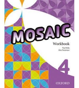 Mosaic 4º ESO Workbook