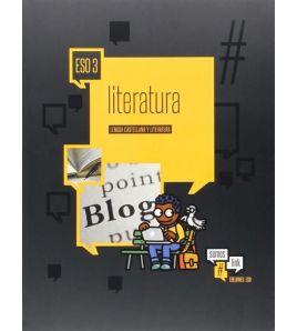 Lengua Castellana y Literatura 3.º ESO Somos Link