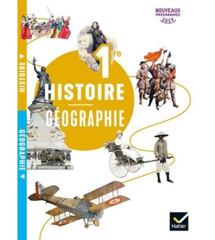 Histoire Geographie 1ere Manuel 2019