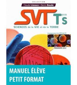 Sciences de la Vie et de la Terre Specialite Tle S