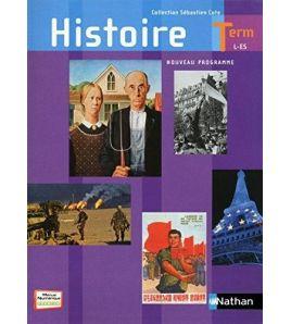 Histoire Terminale L ES Grand Format