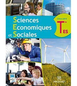 Sciences Economiques et Sociales Terminale ES