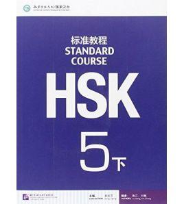 HSK Standart 5 B libro cdmp3