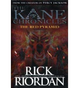 Kane Chronicles 1 : He Red Pyramid PB