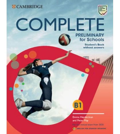 Complete PET for Schools Student without key 2ed