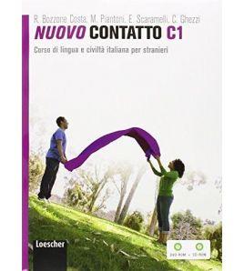 Nuovo Contatto C1 + cd rom + dvd rom