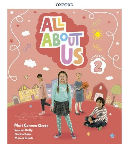 All About Us 2 student