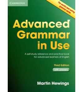 Advanced Grammar in Use c/k 3ª ed.